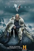Vikings S6A Poster