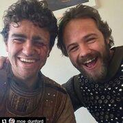 Egil and Aethelwulf