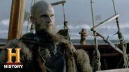 Vikings Season 5 Character Catch-Up - Floki (Gustaf Skarsgård) History