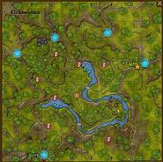 Gundred Karte