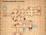 Die Abwasserkanäle von Ardent