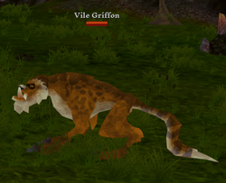 Vile Griffon