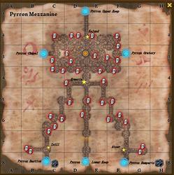 Pyrron Mezzanine
