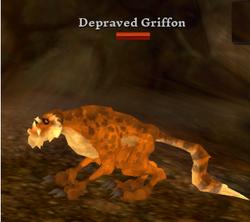 Depraved Griffon