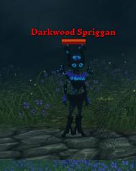Darkwood Spriggan