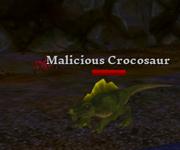 Malicious Crocosaur
