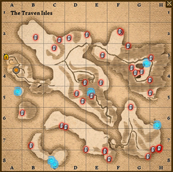 The Traven Isles