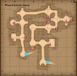 Wizard School - Dorm