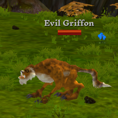 Evil Griffon