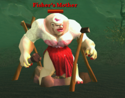 Fisher's Mother