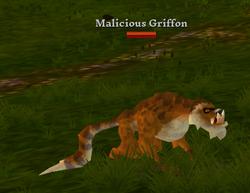 Malicious Griffon