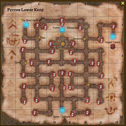Pyrron Lower Keep
