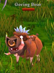 Goring Boar