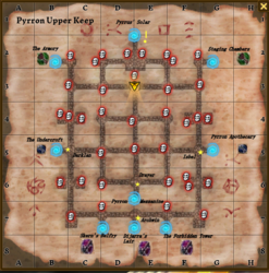 Pyrron Upper Keep
