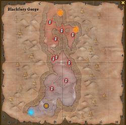 Blackfury Gorge