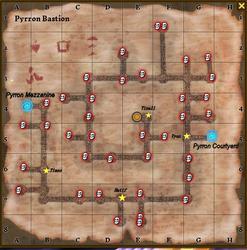 Pyrron Bastion