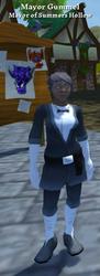 Mayor Gummel