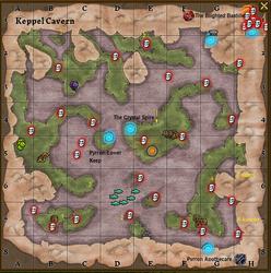 Keppel Cavern