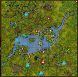 Lady's Lake