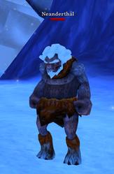 Shiverspine Neanderthal