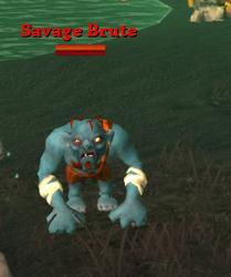 Savage Brute