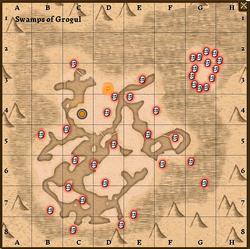 Swamps of Grogul