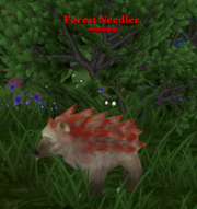 Forest Needler