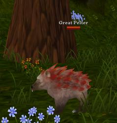 Great Pelter