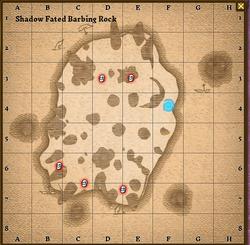 Shadow Fated Barbing Rock