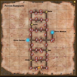 Pyrron Ramparts