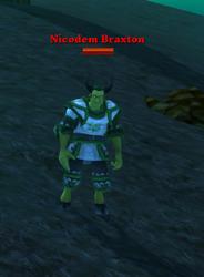 Nicodem Braxton