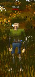 Badlands Ghoul