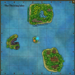 The Thriving Isles