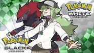 Pokemon Black White - Battle! N Music (HQ)