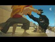 Wakfu-Goultard & Groovy vs Rushu -Eng sub- (HD)