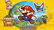 Super Paper Mario OST - Count Bleck's Plan