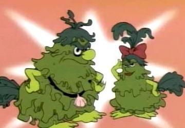 Bigweed and Lil Seaweed