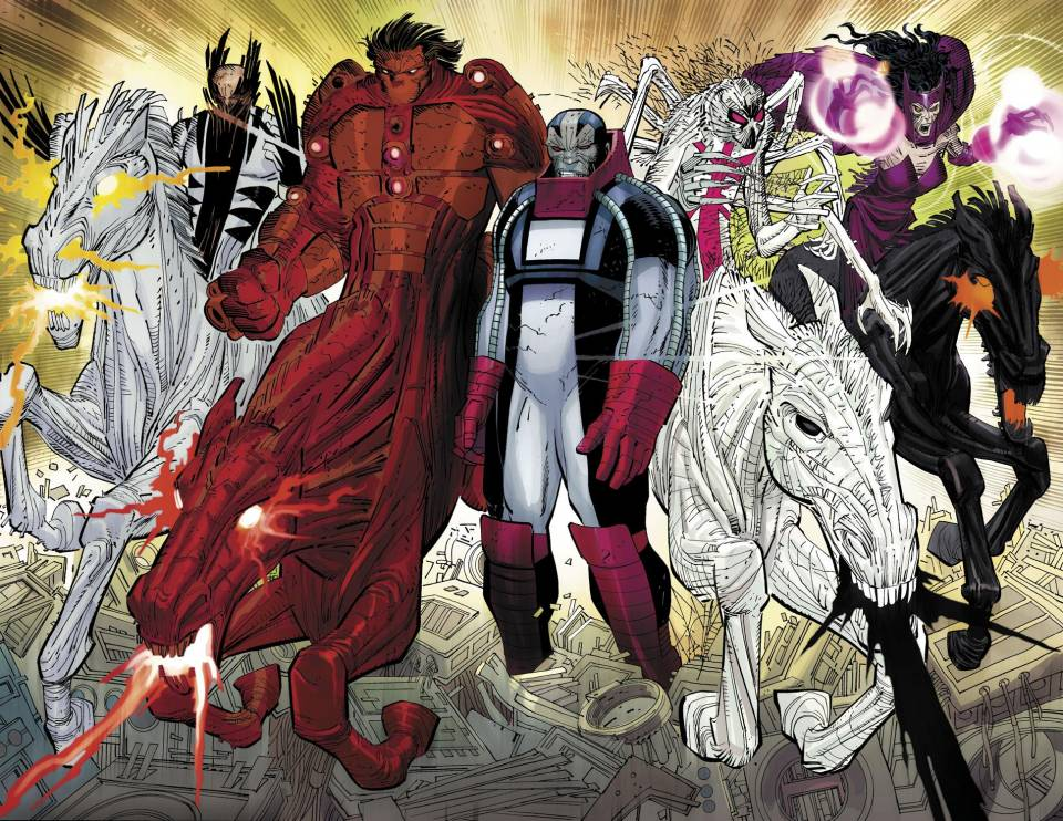 Horsemen of Apocalypse