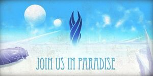 Join Us in Paradise