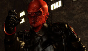 Red Skull Super Soldier game