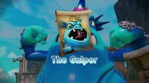 Skylanders Trap Team Boss 2 The Gulper