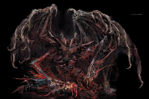 Demon Prince Concept