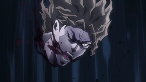 Dio cut off his own head