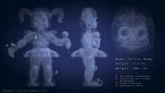FNAFSL Baby Blueprints
