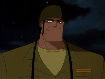 Superman the Animated Series