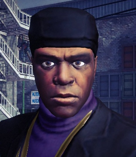 Julius Little
