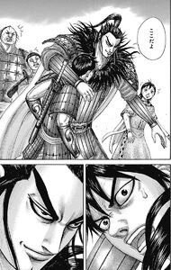 Kan Ki Appears Beside Shin
