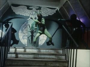 Mantis Man 4