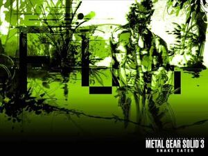 Metal Gear Solid 3 OST (DISC 2) - 04 - Clash With Evil Personified
