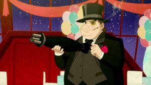 Oswald Cobblepot Harley Quinn TV Series 0001